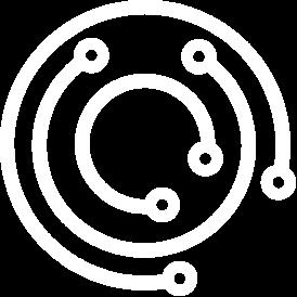 Het logo van Hubsor